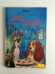 Kniha - Lady a Tramp